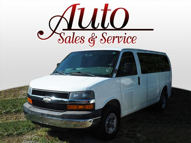 2009 Chevrolet Express Passenger LS 3500 Indianapolis IN