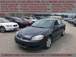 2009_Chevrolet_Impala_3.5L LT_ Cleveland OH