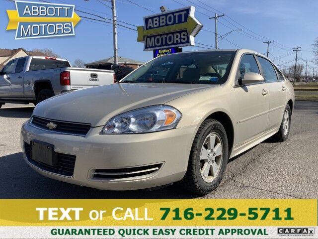 2009 Chevrolet Impala 3.5L LT Low Miles Buffalo NY