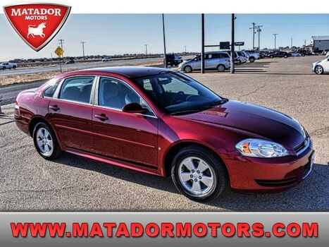 2009_Chevrolet_Impala_3.5L LT_ Wolfforth TX