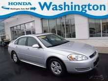 2009_Chevrolet_Impala_4dr Sdn 3.5L LT_ Washington PA
