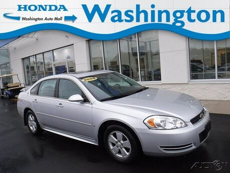 2009 Chevrolet Impala 4dr Sdn 3.5L LT Washington PA