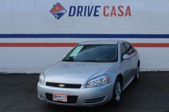 2009_Chevrolet_Impala_LS_ Dallas TX