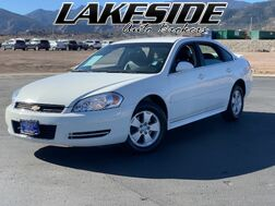 2009_Chevrolet_Impala_LT_ Colorado Springs CO