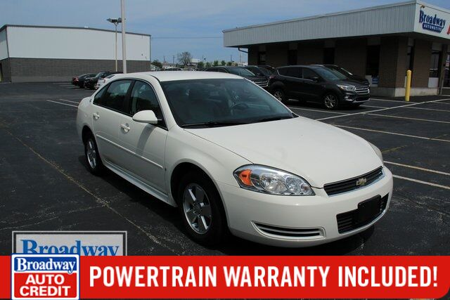 2009 Chevrolet Impala LT Green Bay WI