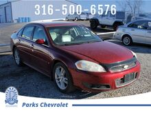 2009_Chevrolet_Impala_LTZ_ Wichita KS