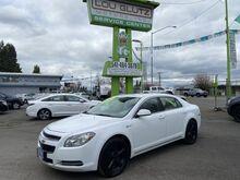 2009_Chevrolet_Malibu_Hybrid_ Eugene OR