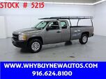 2009 Chevrolet Silverado 1500 ~ 4x4 ~ Extended Cab ~ Only 71K Miles!