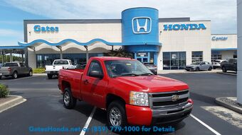 2009_Chevrolet_Silverado 1500_2WD Reg Cab 119.0 Work Truck_ Richmond KY