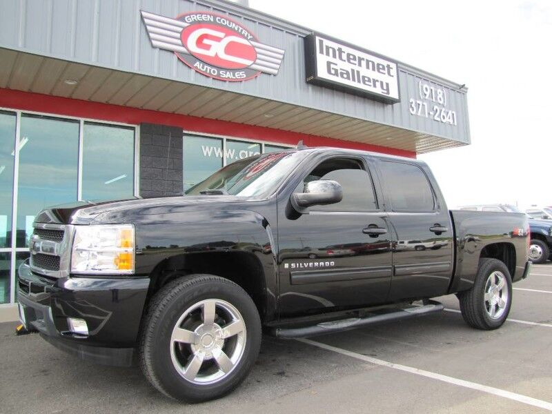 2009 Chevrolet Silverado 1500 Crew Cab Z71 4x4 LTZ Loaded
