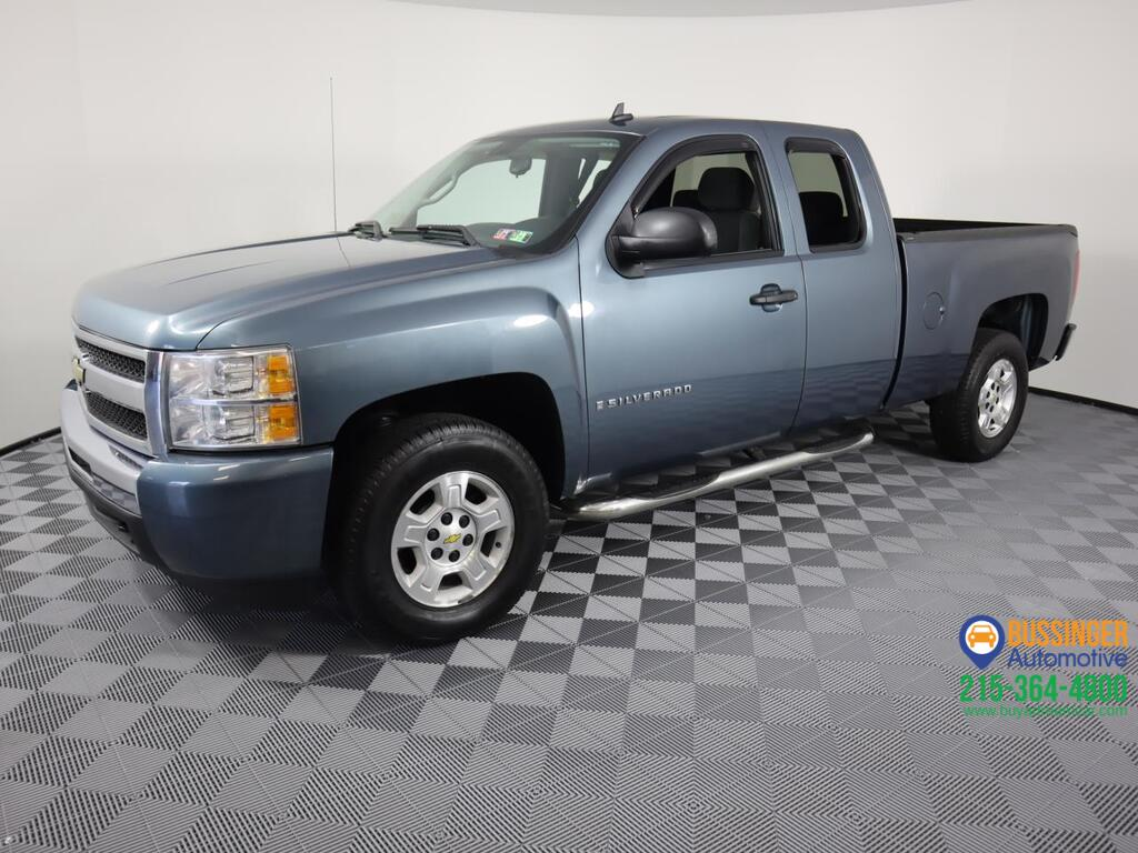 2009 Chevrolet Silverado 1500 Extended Cab - LT 4x4 Feasterville PA