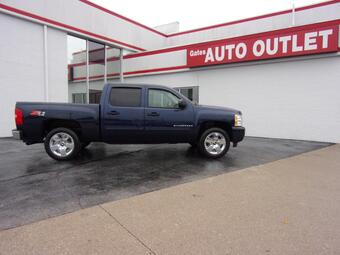 2009_Chevrolet_Silverado 1500_LT_ Richmond KY