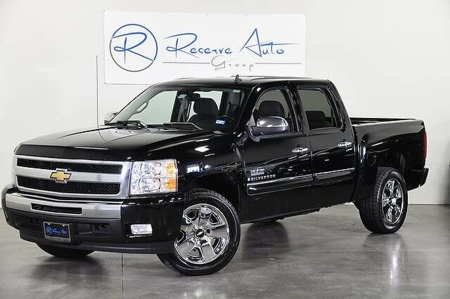 2009 Chevrolet Silverado 1500 LT Texas Edition One Owner New Tires Serviced The Colony TX