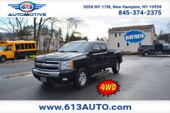 2009_Chevrolet_Silverado 1500_LT1 Ext. Cab Long Box 4WD_ Ulster County NY