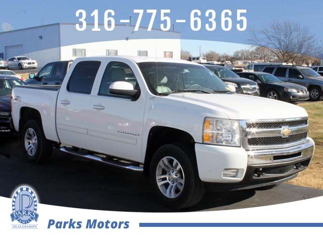 2009 Chevrolet Silverado 1500 LTZ Wichita KS