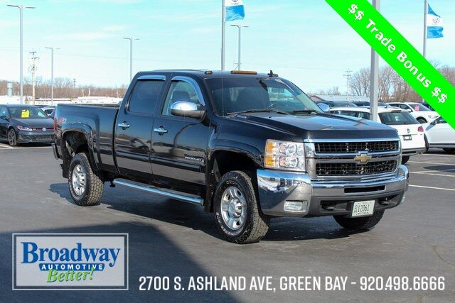 2009 Chevrolet Silverado 2500HD LT Green Bay WI