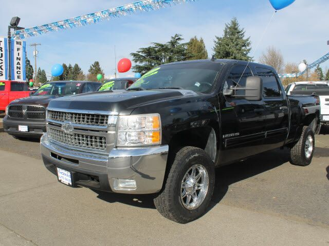 2009 Chevrolet Silverado 2500HD LT Hillsboro OR