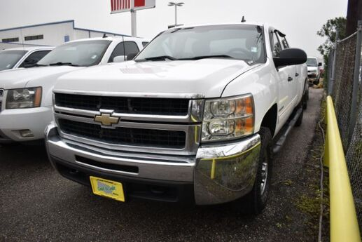 2009 Chevrolet Silverado 2500HD LT1 Crew Cab Std. Box 2WD Houston TX