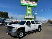 2009_Chevrolet_Silverado 2500HD_Work Truck Crew Cab Std. Box 4WD_ Eugene OR