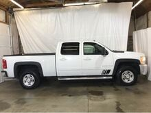 2009_Chevrolet_Silverado 2500HD_Work Truck Crew Cab Std. Box 4WD_ Middletown OH