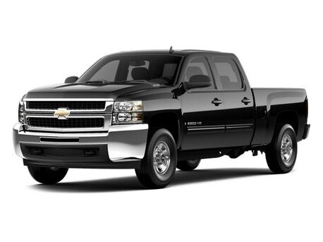 2009_Chevrolet_Silverado 2500HD_Work Truck_ Longview TX