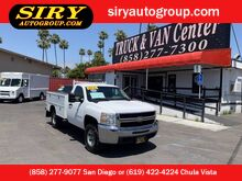 2009_Chevrolet_Silverado 3500HD_SRW Work Truck_ San Diego CA