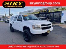 2009_Chevrolet_Suburban_2500 4WD_ San Diego CA