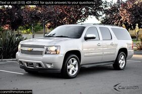 2009_Chevrolet_Suburban_LOADED LTZ! 4WD, NAV, Rear DVD, Back CAM, BOSE, Leather, and Much MORE!!_ Fremont CA
