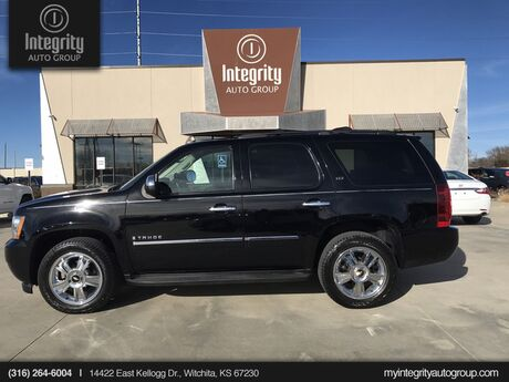 2009 Chevrolet Tahoe LTZ Wichita KS