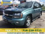 2009 Chevrolet TrailBlazer LT 4WD w/Low Miles