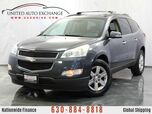 2009 Chevrolet Traverse 3.6L V6 Engine FWD **3rd Row Seats** LT w/1LT Sunroof, Rear Climate Control, Rear DVD Entertainment System, Bose Premium Sound System, Heated Leather Seats