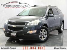 Chevrolet Traverse 3.6L V6 Engine FWD **3rd Row Seats** LT w/1LT Sunroof, Rear Climate Control, Rear DVD Entertainment System, Bose Premium Sound System, Heated Leather Seats Addison IL