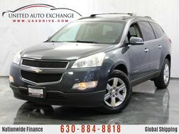 2009_Chevrolet_Traverse_3.6L V6 Engine FWD **3rd Row Seats** LT w/1LT Sunroof, Rear Climate Control, Rear DVD Entertainment System, Bose Premium Sound System, Heated Leather Seats_ Addison IL