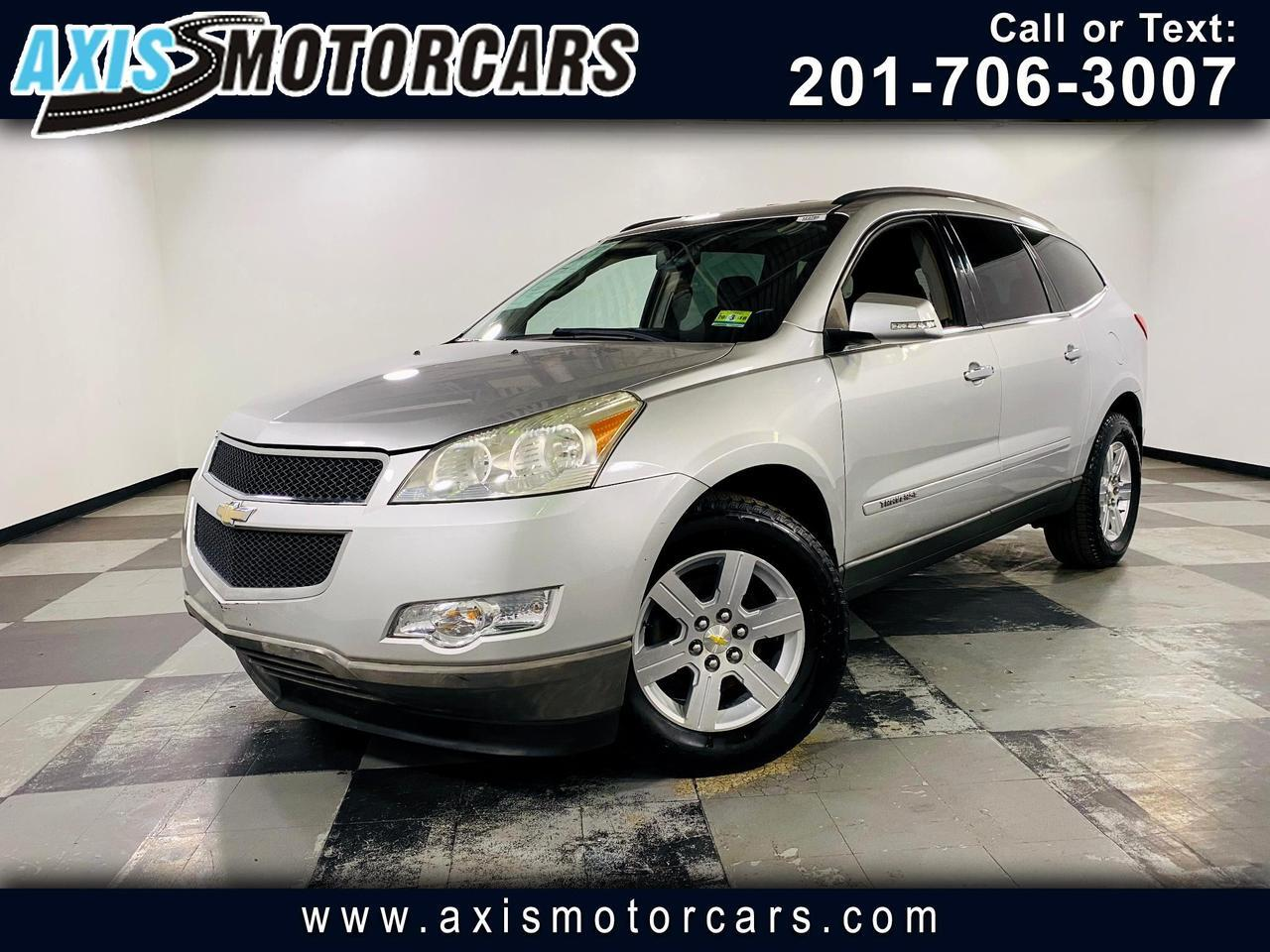 2009 Chevrolet Traverse AWD 4dr LT w/1LT Jersey City NJ