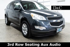 2009_Chevrolet_Traverse_LS 3rd Row Seating Aux Audio_ Portland OR