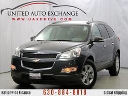 2009_Chevrolet_Traverse_LT w/1LT AWD With 3rd Row Seat_ Addison IL