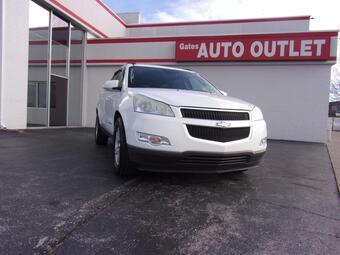 2009_Chevrolet_Traverse_LT w/1LT_ Richmond KY