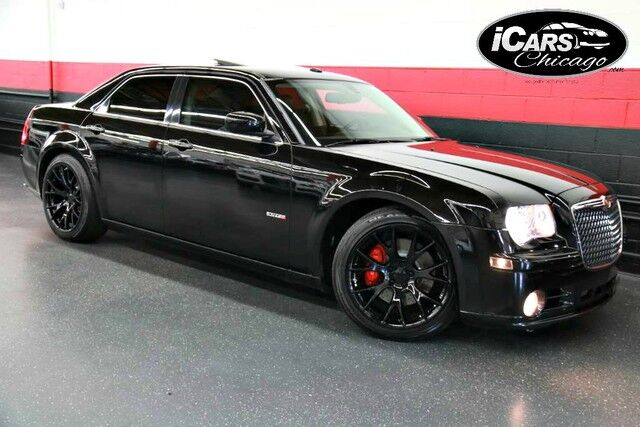 2009 chrysler 300c srt8 4dr sedan skokie il 20273561. Black Bedroom Furniture Sets. Home Design Ideas