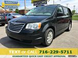 2009 Chrysler Town & Country LX 4Dr w/Quad Seating