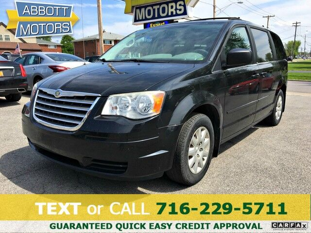 2009 Chrysler Town & Country LX 4Dr w/Quad Seating Buffalo NY