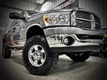 2009 DODGE RAM 2500 QUAD CAB 4X4 BIG HORN 6 SPEED MANUAL TRANSMISSION