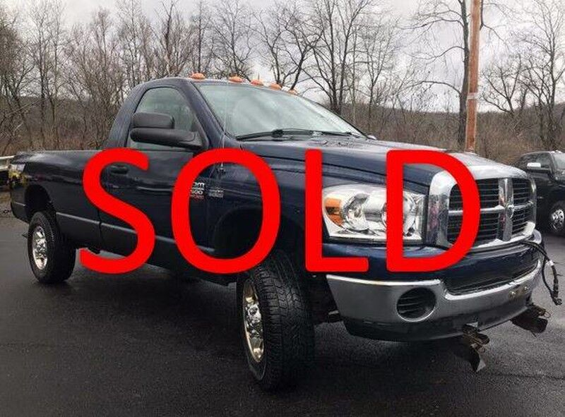 2009 Dodge 2500 SLT Little Valley NY