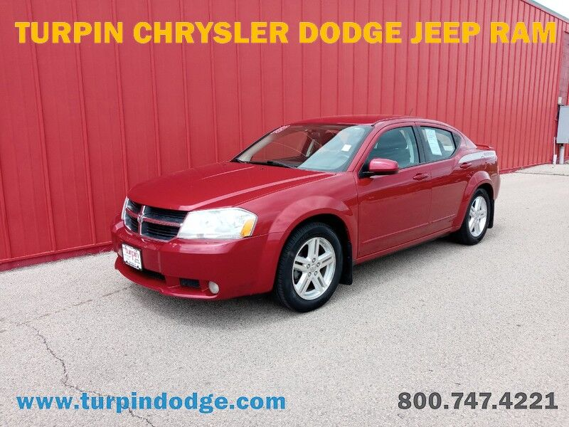 2009 Dodge Avenger SXT Dubuque IA