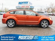 2009_Dodge_Caliber_4dr HB SXT, Sunroof_ Calgary AB