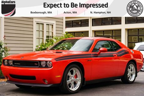 2009 Dodge Challenger R/T 6-Speed Boxborough MA