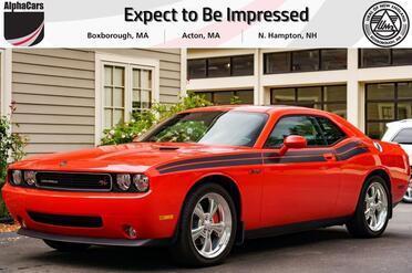 2009_Dodge_Challenger_R/T 6-Speed_ Boxborough MA