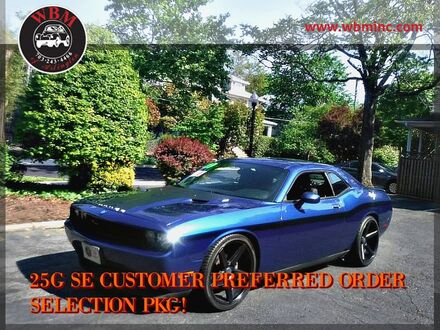 2009_Dodge_Challenger_SE_ Arlington VA