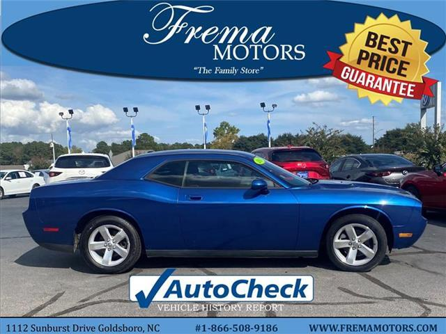 2009 Dodge Challenger SE Coupe Goldsboro NC