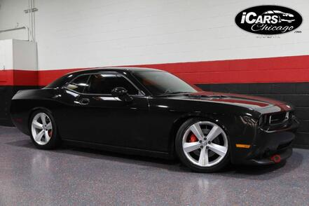 2009_Dodge_Challenger_SRT8 6-Speed Manual 2dr Coupe_ Chicago IL