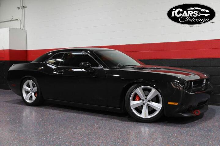 2009 Dodge Challenger SRT8 6-Speed Manual 2dr Coupe Chicago IL